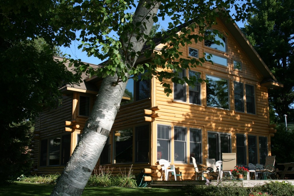 Ojibwe Cottage at Leelanau's Rustic Resort