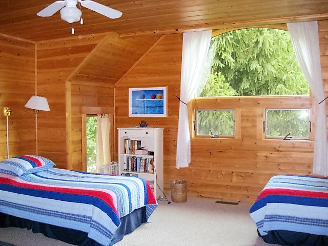 12 Ojibwe three twin beds