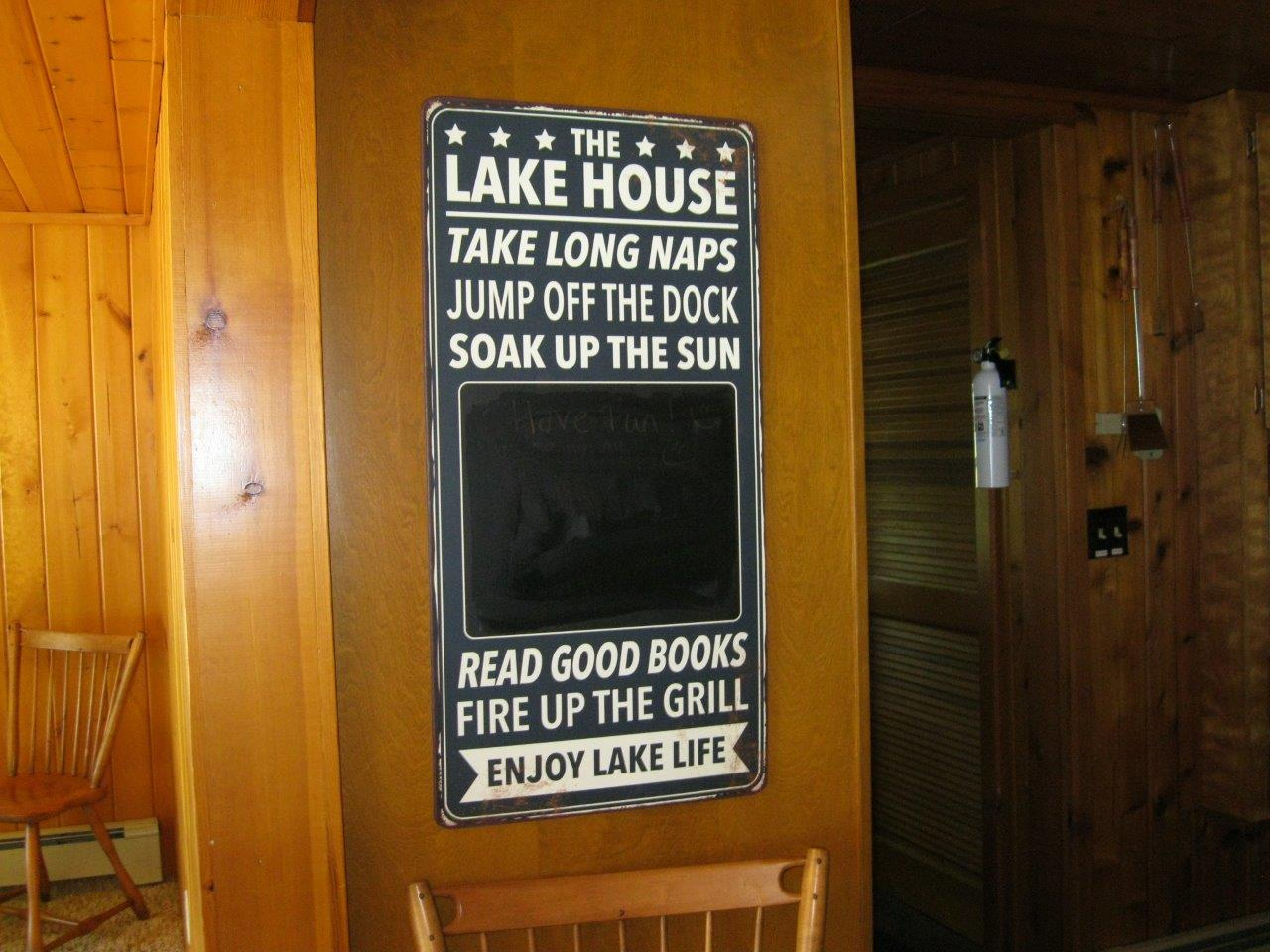 Four Feathers Lake House